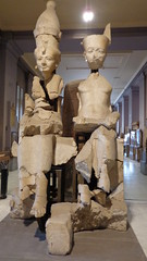 Egyptian Museum (Rckr88) Tags: egyptian museum egyptianmuseum antiquities pharoah pharoahs egypt cairo africa travel statue statues ancient ancientegypt relic relics artifacts artifact travelling