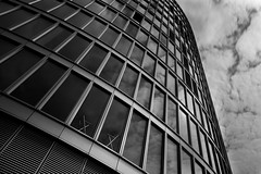 Office meetings (Charlie.Wales) Tags: bw bristol blackandwhite dof sky light clouds commercialuseallowed creativecommons charliewales patterns london england office meetings chairs skyscrapers abstract surreal mechanism perspective warped aware explore explored exposure educationaluseallowed earth