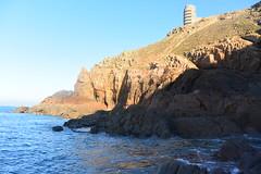 Gun Cliffs Jersey (Jersey Sea Kayaking) Tags: jersey leslandes coasteering germanguns