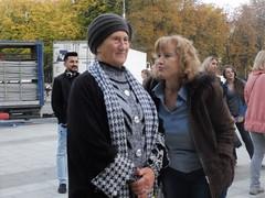 Харьковские дамы I (GrusiaKot) Tags: ucraina ukraine україна украина travelling autumn ladies elder couple people women kharkiv kharkov