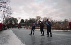 img014 (Wytse Kloosterman) Tags: 11steden 1997 elfstedentocht friesland schaatsen