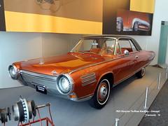 1963 Chrysler Turbine Hardtop - Concept (JCarnutz) Tags: walterpchrysler 1963 chrysler turbine