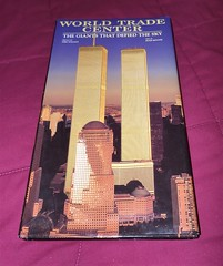"""Book: """"World Trade Center The Giants that Defied the Sky"""" 2002 (Monte Mendoza) Tags: wtc worldtradecenter nyc 9112001 911"""