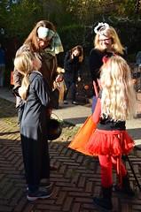 Halloween (Joe Shlabotnik) Tags: 2016 costumes sarahp violet sue october2016 lily devil halloween afsdxvrzoomnikkor18105mmf3556ged