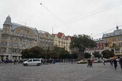 Lviv, Ukraine, October 2016