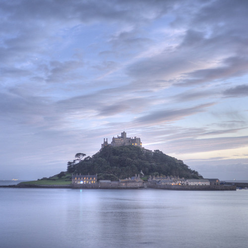 St Michael's Mount as an island (3)