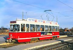 Once upon a time - Belgium - Antwerpen / Anvers (railasia) Tags: belgium flanders antwerpen anvers miva metergauge routenº4 motorcar pcc infra terminus2track eighties
