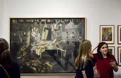 """On Death"" The Richard Harris Collection (j-No) Tags: ondeath kunstraum cgboerner gallery chelsea manhattan nyc richardharris collection art grim war somber disturbing macabre goth mortality"