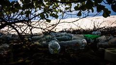 cleanup bottles (yepabroad) Tags: maldives malé surf bodyboard atoll baa raa swiss oomidoo drone
