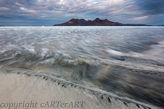 Looking across to Rum (cARTerART) Tags: isle eigg rum scotland scottish coast seascape landscape islands