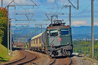 SBB Cargo Ae 610 11515