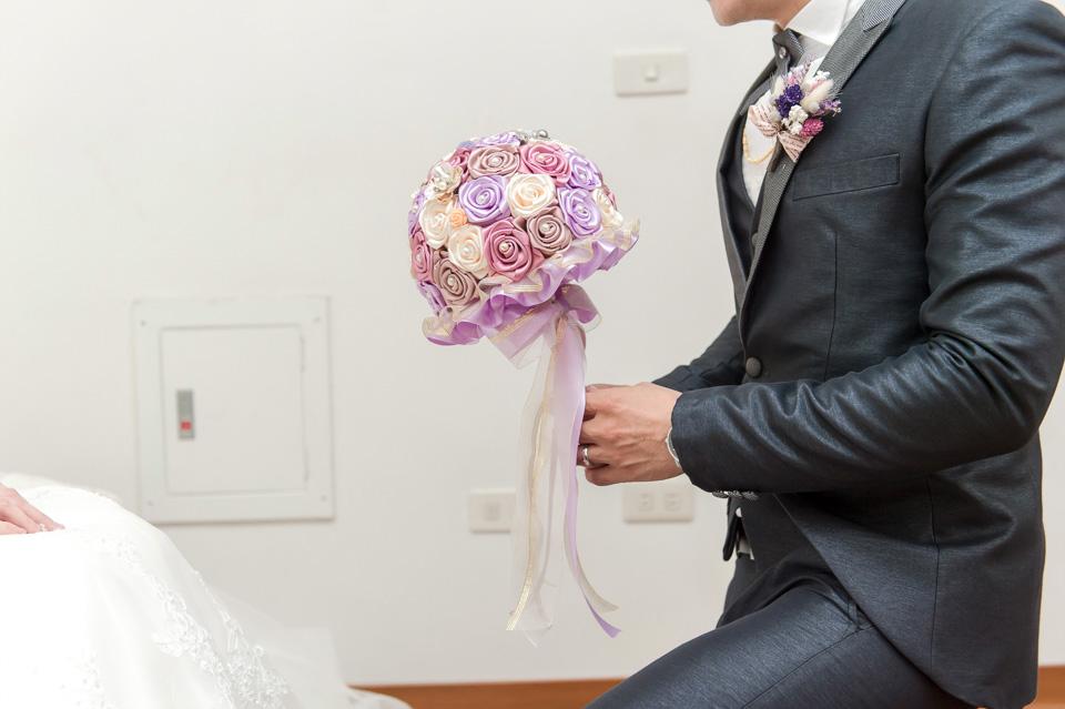 台南婚攝 婚禮紀錄 情定婚宴城堡 C & M 049