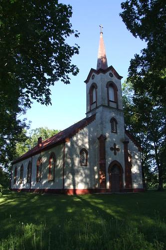 Ķempju evaņģēliski luteriskā baznīca, 04.06.2011.