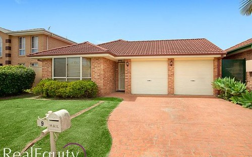 9 Todd Court, Wattle Grove NSW 2173