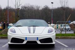 Téléthon by EAP 2012 - Ferrari 430 Spider (Deux-Chevrons.com) Tags: ferrari430spider ferrarif430 ferrari430 ferrari f430 430 spider sportcar supercar gt prestige luxury car coche voiture automobile automotive