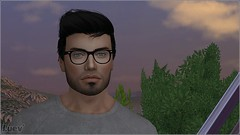 Craig (mertiuza) Tags: ts4 ls4 sim sims los 4 sims4 sim4 ea eagames game games maxis lossims thesims lossims4 thesims4 luev tarih tarihsims tarihsim ts mertiuza male chico boy hombre brunette freak friki nerd glasses gamer