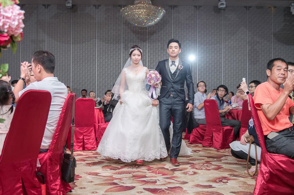 台南婚攝 婚禮紀錄 情定婚宴城堡 C & M 129