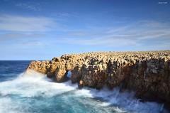 Punta Nati ( Menorca ) (jaume vaello) Tags: menorca nikond5100 nikon nikor18105 manfroto kenkond400 kenko mar marinas jaumevaello