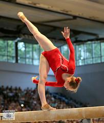 Deutsche Meisterschaft im Kunstturnen 2016  (106) (Enjoy my pixel.... :-)) Tags: sport turnen alsterdorfersporthalle hamburg 2016 deutschemeisterschaft dtb gymnastik gymnastic girl woman sexy pretty deutschland