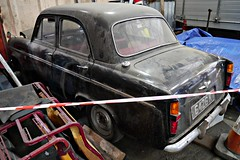 Ford Prefect (Lazenby43) Tags: ford kirkby