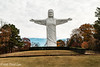 Christ of the Ozarks (david_law44) Tags: statue christ ozarks gerald smith magnetic mountain overlook
