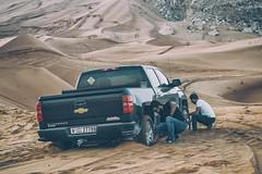 Normal day in the desert (memoouda) Tags: lexus bmw gmc chevrolet dubai uae desert porsche toyota light nikon نيكون لكزس بورش جمس صحراء دبي