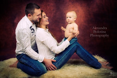 ! (MissSmile) Tags: misssmile child kid boy adorable sweet family cute memories posing studio parents toddler