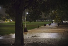 Just one of those days people run home #street #people #lisbon (t3mujin) Tags: places street weather lisboa location city lisbon rain night portugal europe estremadura conditions t3mujinpack