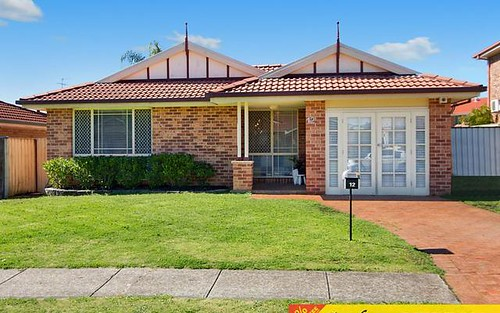 12 Pottery Circuit, Woodcroft NSW 2767