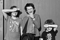 crazy kids (Régis Dubois) Tags: punk kids crazy fou