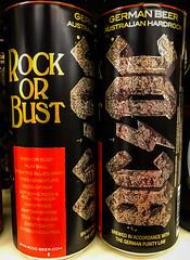 Karlsberg AC/DC Beer - Rock or Bust - Homburg Germany (mbell1975) Tags: fairfax virginia unitedstates us karlsberg brauerei acdc beer rock or bust homburg germany bier pivo l cerveza birra cerveja piwo bira bire biere deutsch german