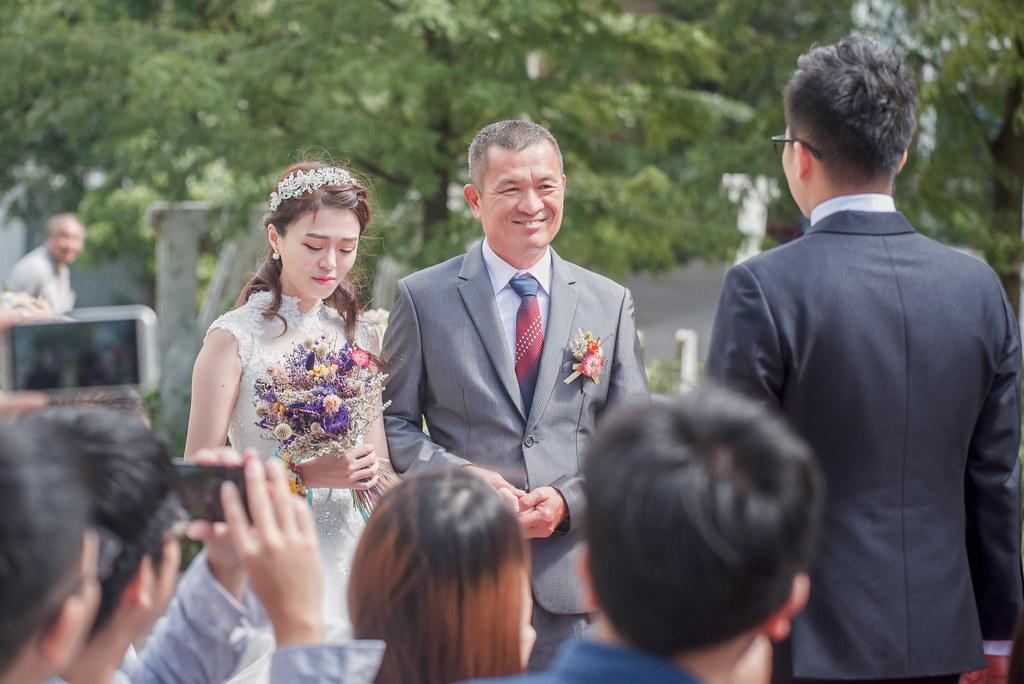 012羅莎會館 花園婚禮