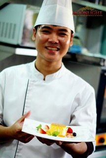 Moonlight Pattaya - Pannacotta preparation 6