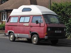motorhome campervan volkswagent3 e82eck