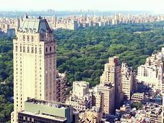 Four Seasons View (KaDeWeGirl) Tags: newyorkcity hotel view centralpark manhattan midtown fourseasons