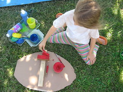 Tuesday (Willowpoppy) Tags: summer home childhood afternoon july tuesday motherhood 2014