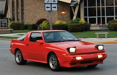Chrysler Conquest TSi (RudeDude2140a) Tags: sports car chrysler coupe conquest tsi