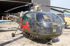 M20-05 Alouette 3 (JaffaPix +3 million views-thank you.) Tags: vintage chopper historic helicopter malaysia kualalumpur alouette museam m2005 rmaf tudm royalmalaysianairforce alouette3 jaffapix davejefferys