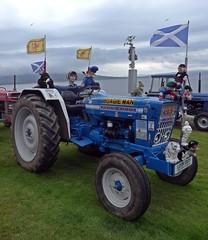 Tractors (Bricheno) Tags: charity tractor vintage island scotland argyll rally escocia argyle szkocja schottland bute rothesay scozia cosse isleofbute  esccia   bricheno scoia
