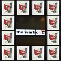 the warhol collage (Krasivaya Liza) Tags: art soup pittsburgh pennsylvania pa popart andywarhol warhol sixties