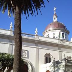 Detalle de la Catedral de La Laguna
