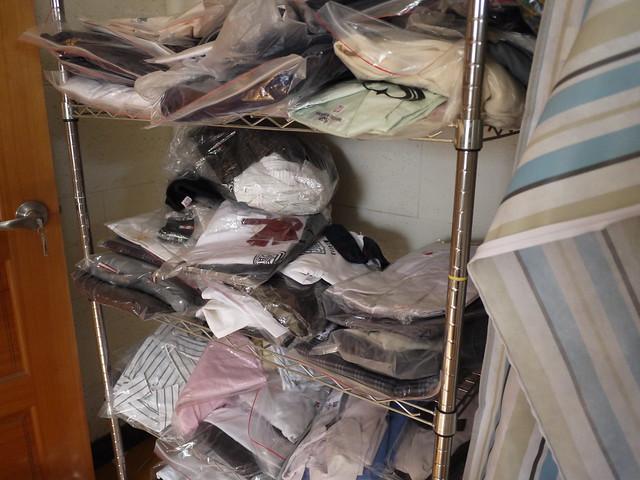 歐小羊的制服收藏