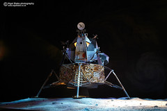 Lunar Lander, on the 45th aniversary. (Nigel Blake, 13 MILLION...Yay! Many thanks!) Tags: moon walk anniversary 45 nasa landing land 45th nigelblake nigelblakephotography