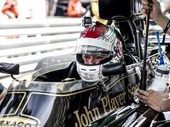 2014 Monaco GP Historique: Katsu Kubota (8w6thgear) Tags: lotus f1 monaco grandprix formula1 72 cosworth historique 2014 startinggrid monacogphistorique katsukobuta