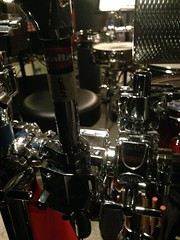 (vxla) Tags: show music tom drums illinois bass percussion pit musical lp shaker setup dw zildjian universitypark snare 2014 latinpercussion orchestrapit governorsstateuniversity drumworkshop vxla 2010s
