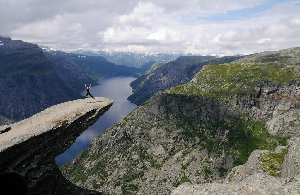The World's Best Photos of norway and ringedalsvatnet ...