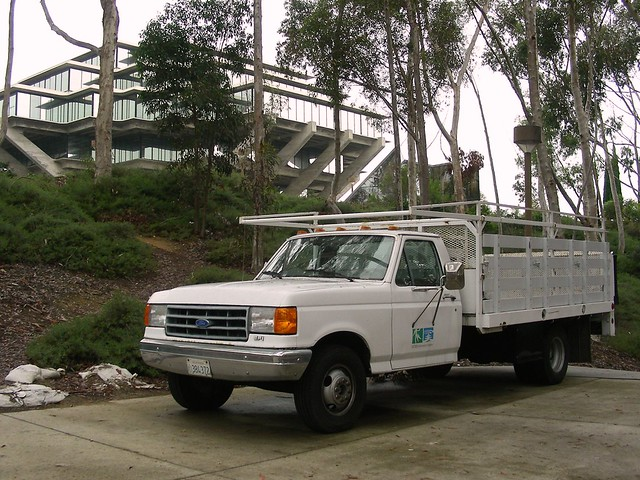 ford truck university lajolla ucsd stake universitycity f350 stakebed fseries bricknose