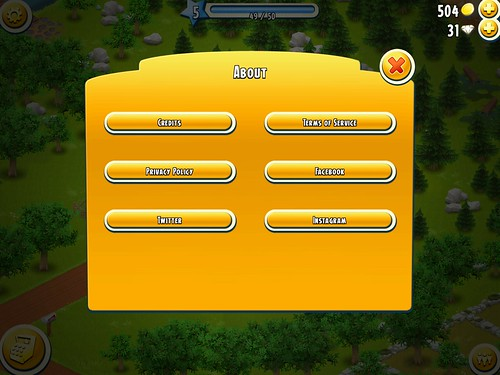 Hay Day About: screenshots, UI