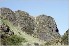 2014-04-18 Cavehill (23) (BangorArt) Tags: hiking belfast northernireland ni rath basalt cavehill devilspunchbowl ringfort belfastlough devilscauldron mcartsfort paulanderson napoleonsnose benmadigan antrimplateau bangorart manmadecaves nitourism artfrombangor bangorphotography beannmhadagain