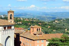 Perugia (Pug Girl) Tags: summer italy food fun italia festivals
